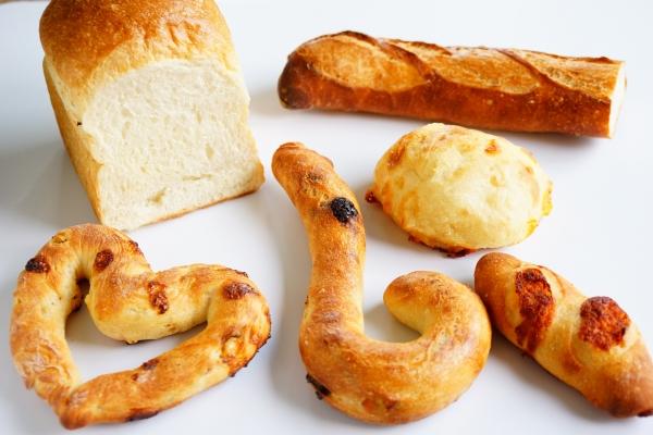 【ベーカリーバカンス】初めましてのパンたち