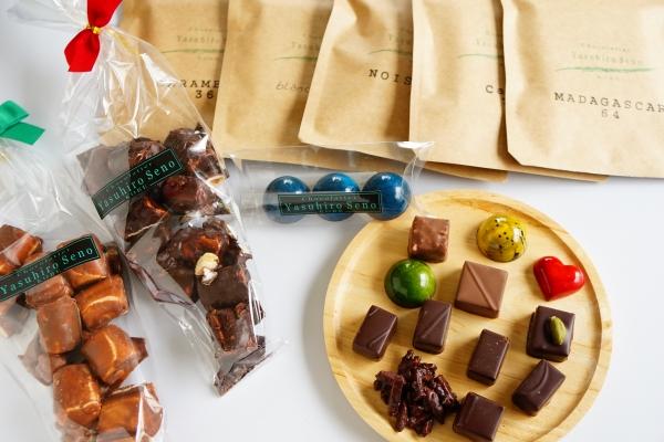 【Chocolatier Yasuhiro Seno】ボンボンショコラ①