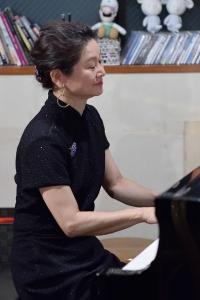 ピアノ廣田ゆり(2018年2/6)