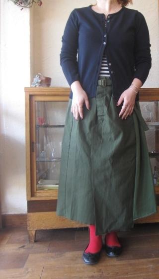 アルテリメイクスカート