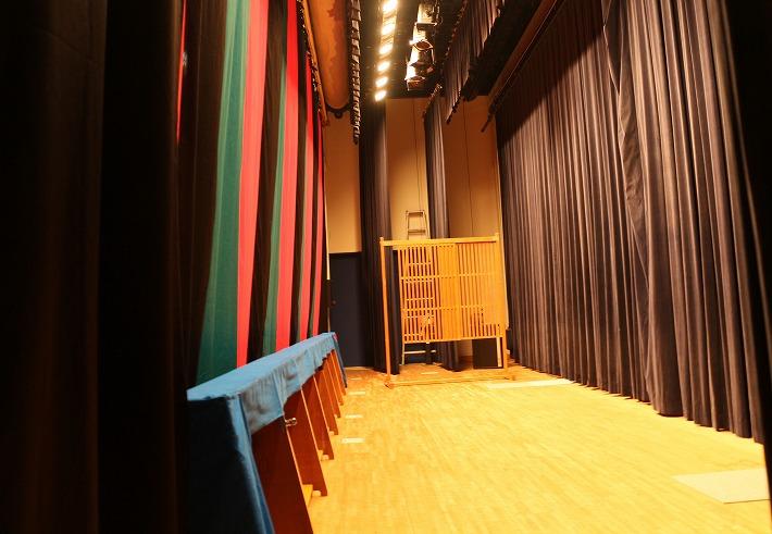 舞台の準備もOK 30 3 20