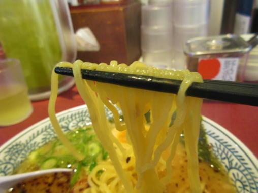 105麺上げ(1)