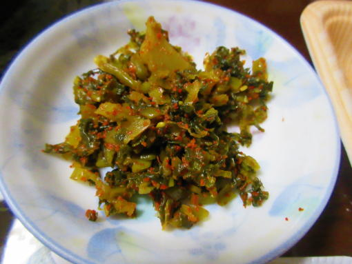 205激辛辛子高菜(1)