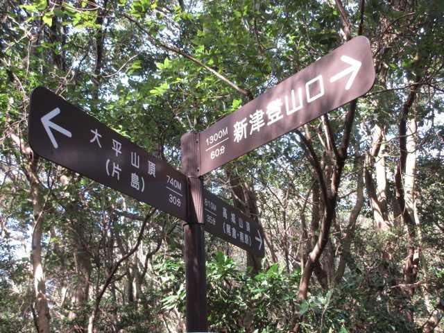 IMG5034JPG新津登山口おばせ5峰入り口