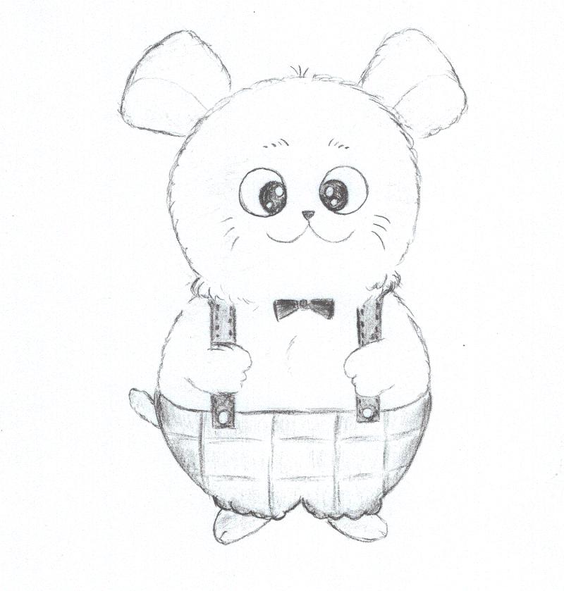 マスコットキャラクター3