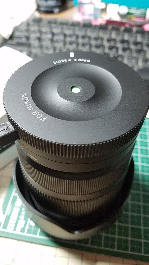 シグマ 17-70mm アップデートの画像