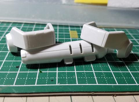 GP04ガンダム試作4号機ガーベラ