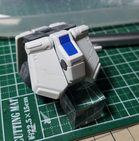 GP04ガンダム試作4号機ガーベラ スジボリ