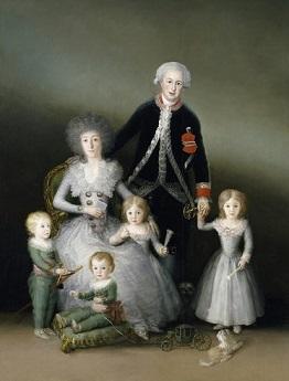 菫 公爵夫妻とこどもたち