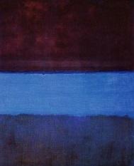 美 no61褐色と青 1953 マーク・ロスコ1903-70