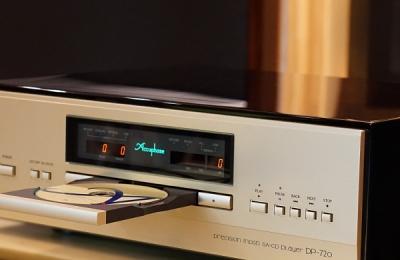 アキュフェーズ DP720 SACD プレイヤー