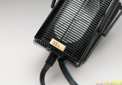 STAX SR-L300Limited ロゴ