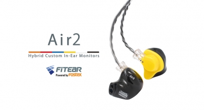 Fitear Air2 カスタムIEM