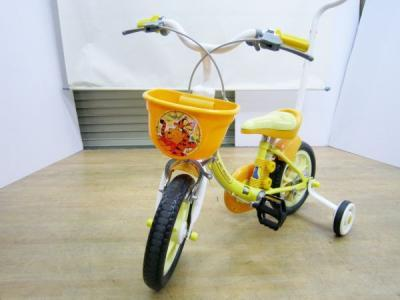 アイデス 子供用自転車 くまのプーさん_ 補助輪 補助ハンドル付_convert_20180304191718