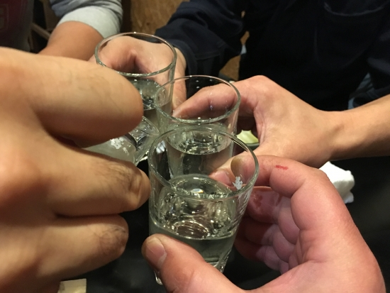 飲み会 004