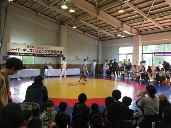 八戸スーパーキッズレスリング 045
