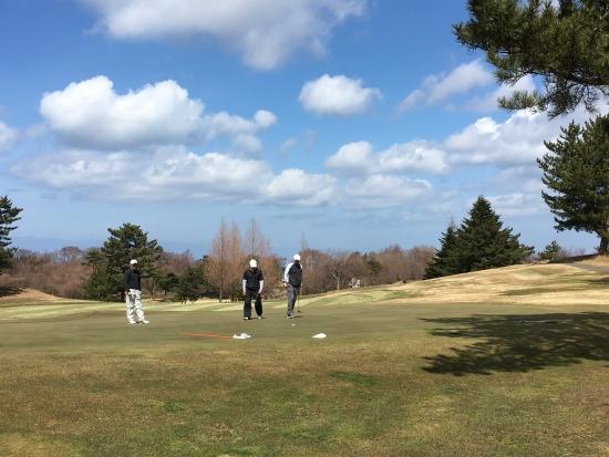 男鹿ゴルフ 057