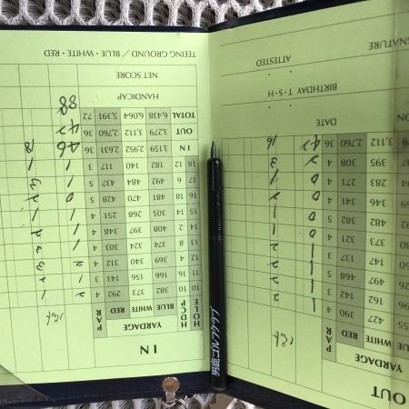 男鹿ゴルフ 061