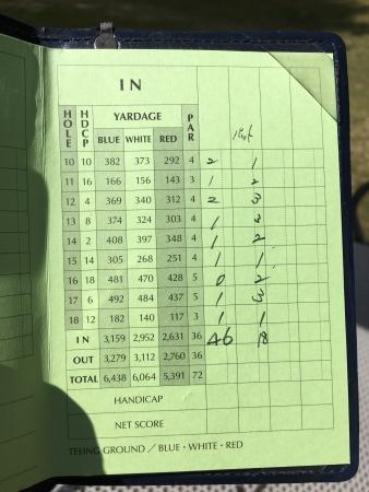 男鹿ゴルフ 058