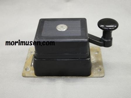 軍用 電鍵 旧ソ連 縦振れ電鍵