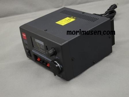 第一電波工業 GSV500 安定化電源 ダイヤモンド
