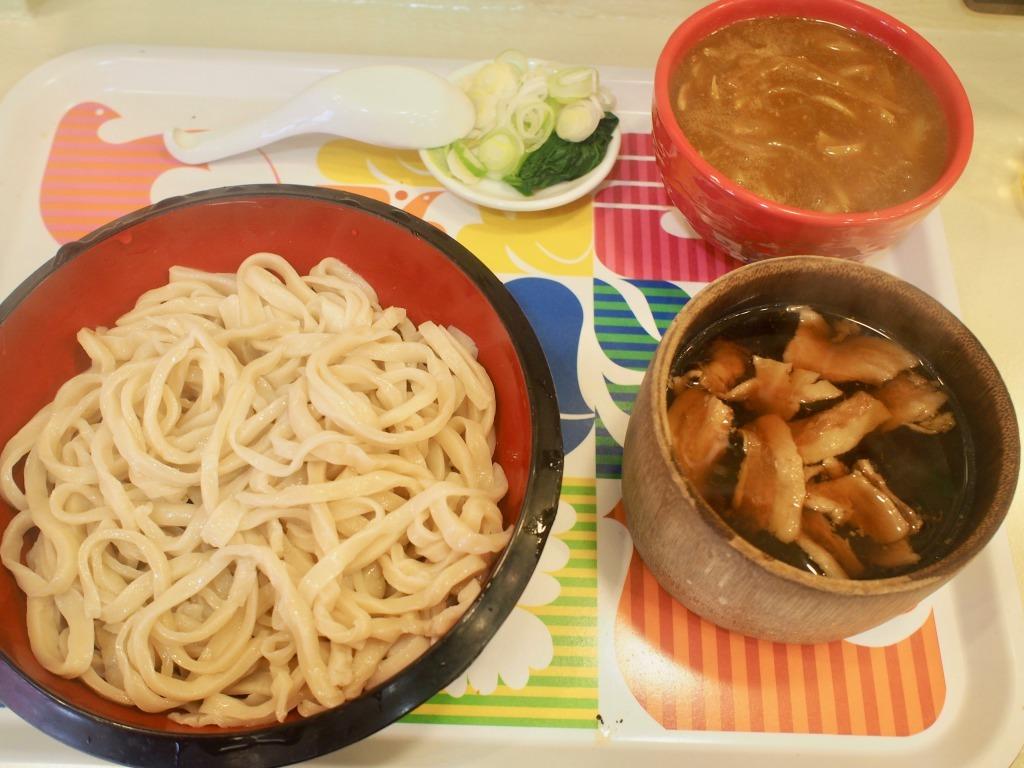 ダブルつけ麺