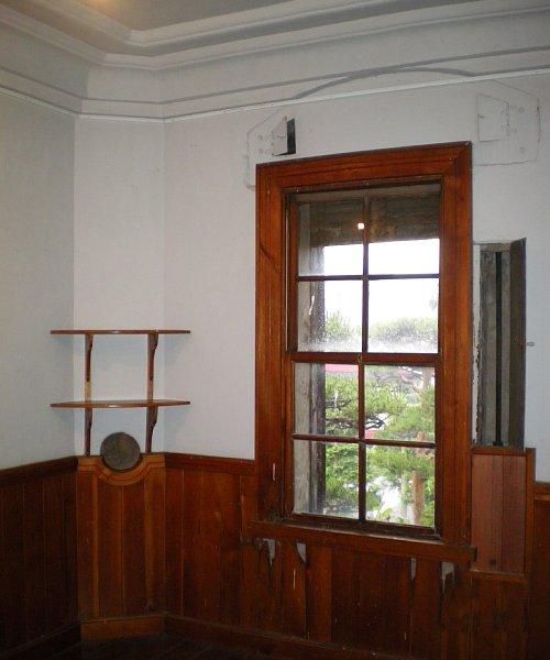 旧石井県令邸・金庫室