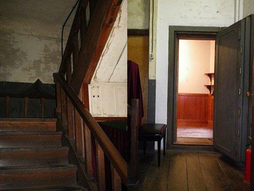 旧石井県令邸・金庫室2