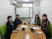 NTT東日本 市村様と山崎様