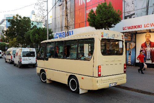 08 500 minibus Istanbul