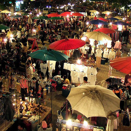 05 500 Sunday Market in Chiang Mai