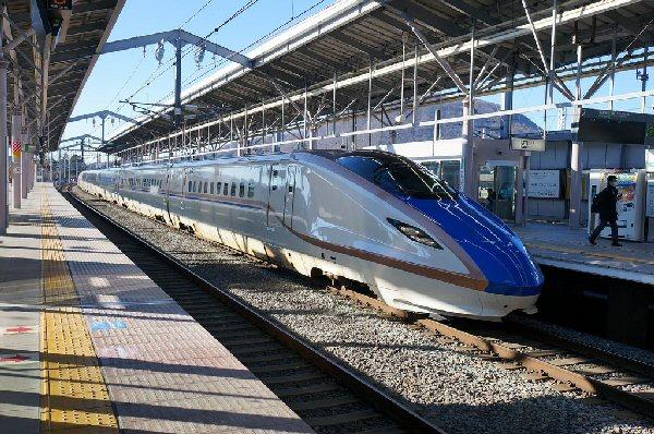 02a 500 北陸新幹線at軽井沢
