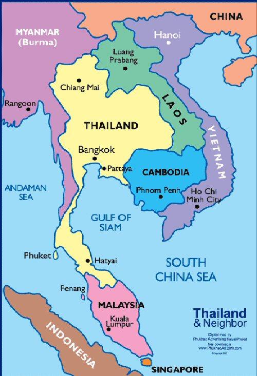 04c 500 Thai map