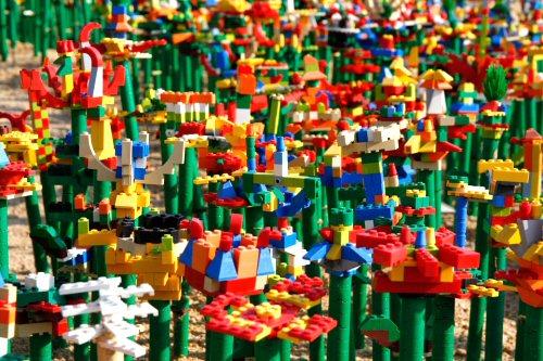 08 500 Lego art