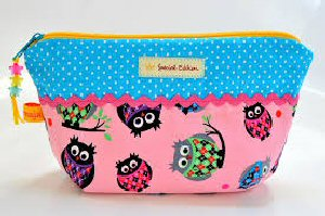 06 zipper colorful purse