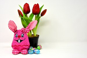 01 300 Easter bunny