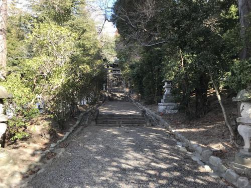 【湯本の山神社】・4