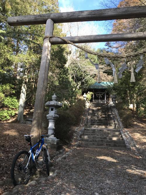 【湯本の山神社】・5
