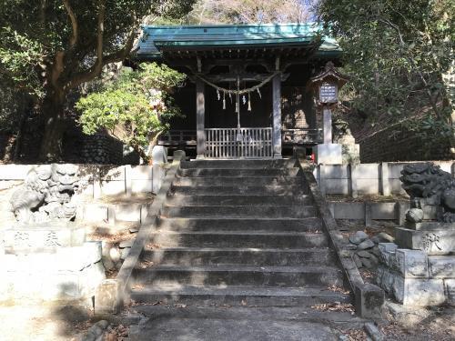 【湯本の山神社】・8