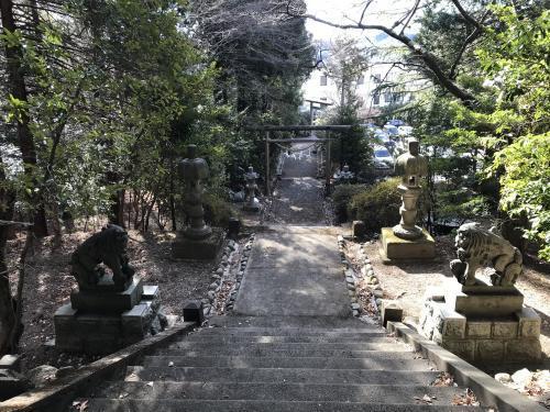 【湯本の山神社】・9