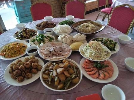 お正月家庭料理―2