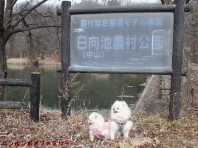 中山の公園