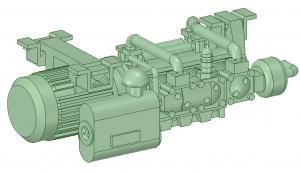 C-0301 C2500L型コンプ タイプA -1