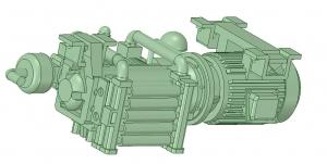 C-0301 C2500L型コンプ タイプA -3