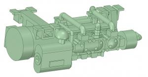 C-0303 C2500L型コンプ タイプB -1