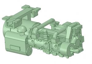 C-0303 C2500L型コンプ タイプB -2