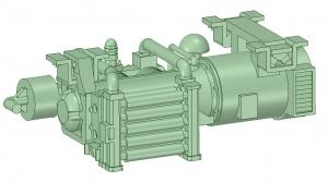 C-0303 C2500L型コンプ タイプB -3