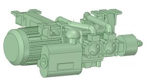 C-0401 C1500L型コンプ タイプA -1