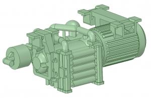C-0401 C1500L型コンプ タイプA -3