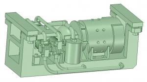 C-0701 HB-2000型コンプレッサー タイプA -1
